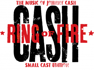 Ring of Fire Small Cast Edition Logo Johnny Cash