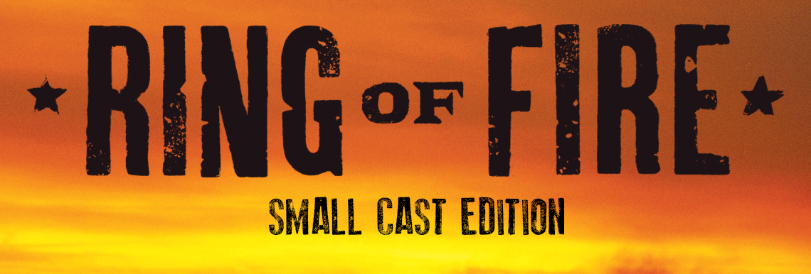 ring fire small cast edition banner
