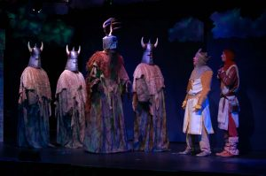 Actor's Cabaret of Eugene Spamalot Ni Knights