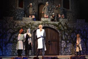 Santa Barbara High School Spamalot French Taunters