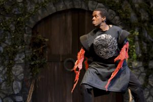Santa Barbara High School Theatre Black Knight