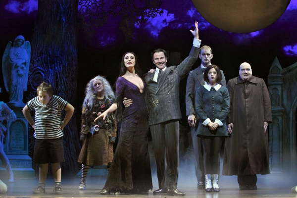The Addams Family A New Musical Theatrical Rights Worldwide
