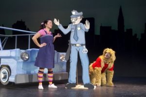 Scera Center's production of NO DOGS ALLOWED