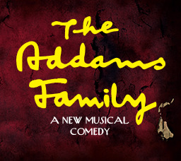 The Addams Family A New Musical Comedy