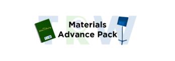 Materials Advance Pack - TRW Musicals