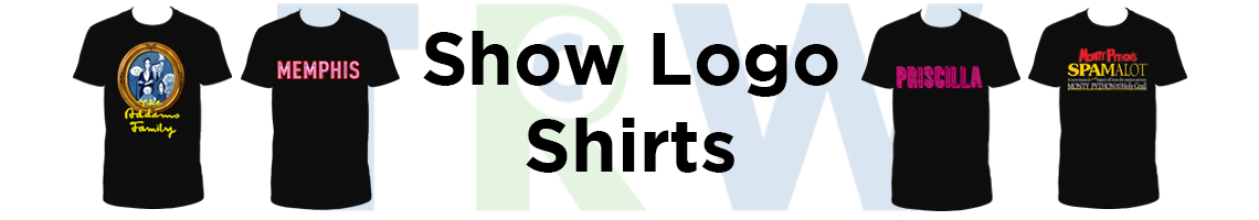Show Logo Shirts - TRW Musicals