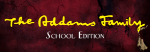 Addams Family School Edition Stage Musical