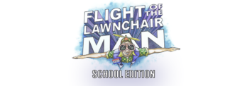 Flight of the Lawnchair Man School Edition