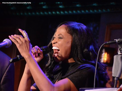 Felicia Boswell 54 Below Sings Memphis
