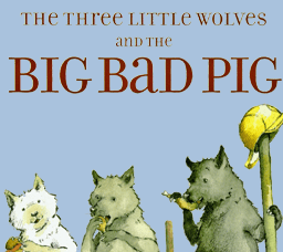 Three Little Wolves Musical
