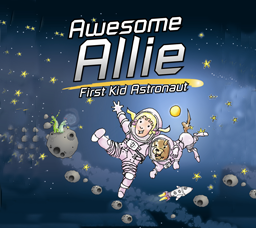 Awesome Allie: First Kid Astronaut Musical
