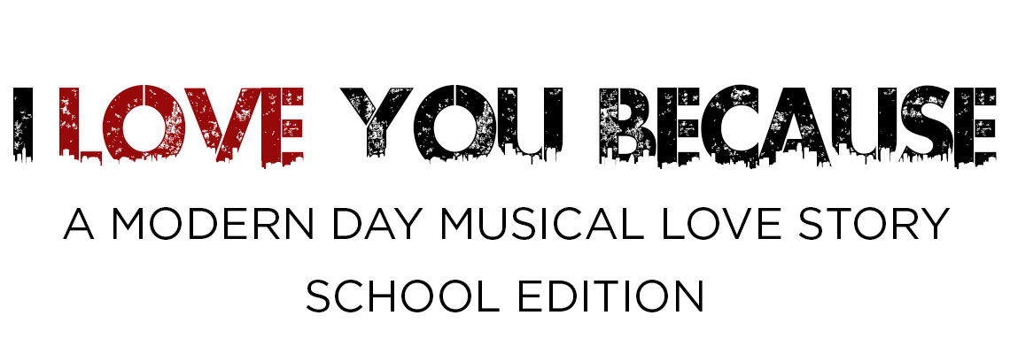 I Love You Because School Edition